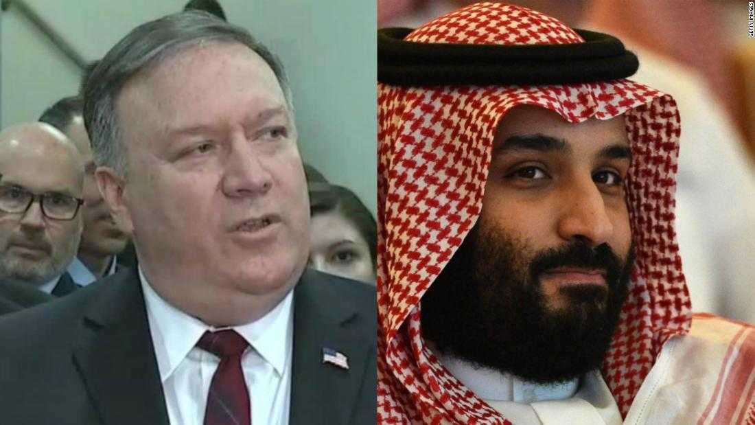 Pompeo is trying to do another arms deal with Saudi Arabia. Congress must stop him.