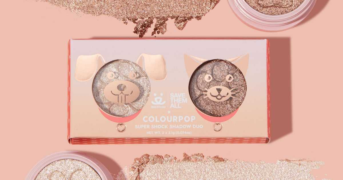 ColourPop's Newest Launch Is One You'll Be Itching to Get Your Paws On
