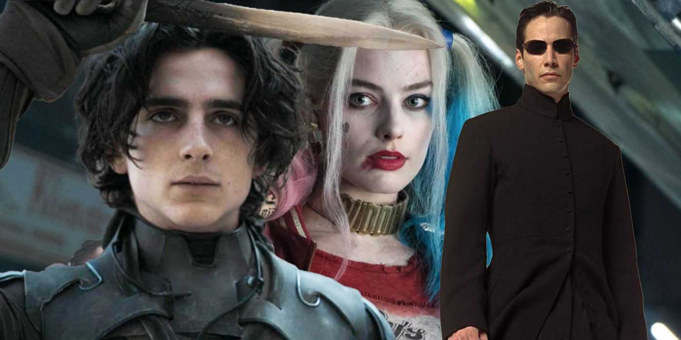All Warner Bros 2021 Movies Will Release To HBO Max Same Day As Theaters